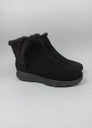 Ботинки, угги skechers on the go размер 39 (26 см.)