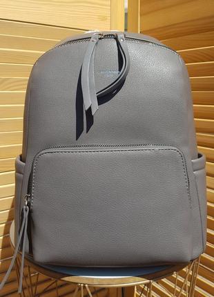 Стильный большой городской женский рюкзак #5845 david jones