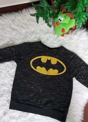 Джемпер на байке batman