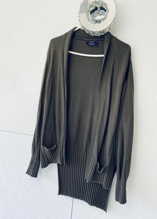 Кардиган свитер накидка