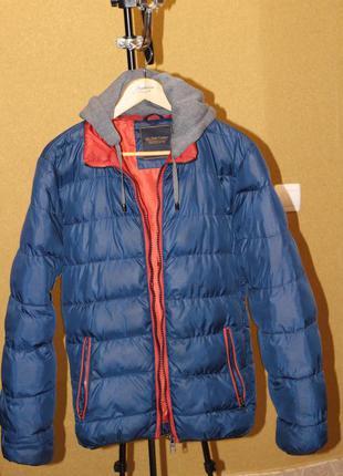 Теплая зимняя куртка, холофайдер