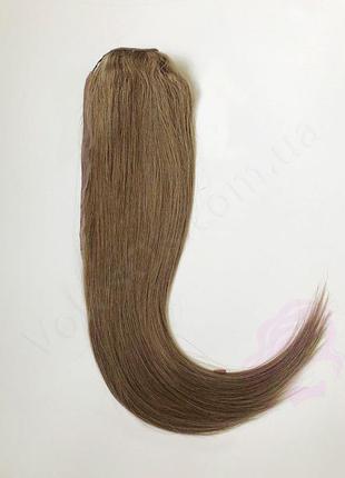 Продам хвост волосы шиньон натуральные волосы