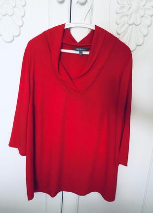 Легкая нежная блузка блузон