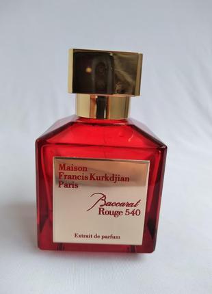 Baccarat rouge баккара остаток во флаконе духи парфюм