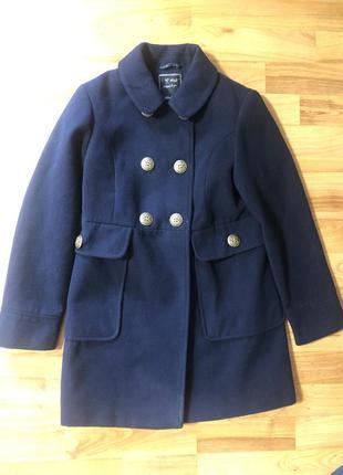 Пальто, плащ для дівчинки . стан нового