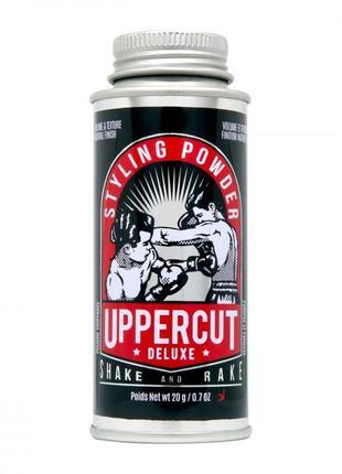 Пудра для стилизации волос uppercut deluxe styling powder 20 г