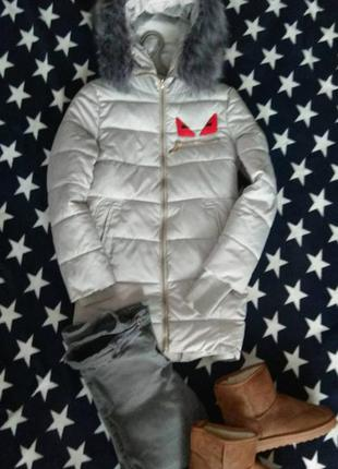 Зимняя курточка отлично подойдёт беременным.