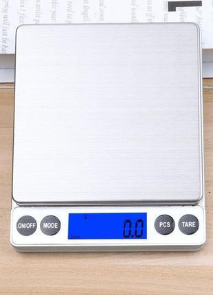 Ваги кухонні i-3000 до 3 кг точність 0,1 г