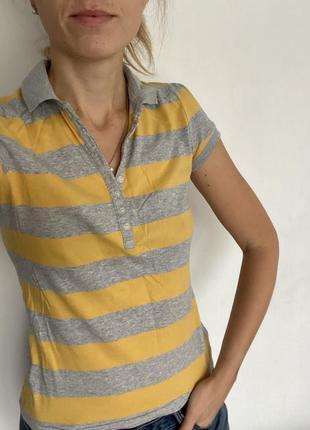 Стильна футболка, поло, котонова, дешево