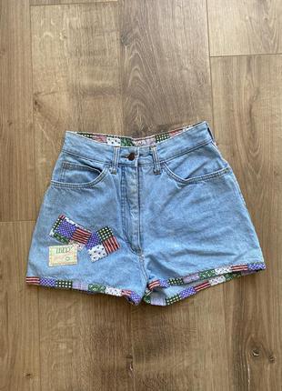 Крутейшие джинсовые шорты