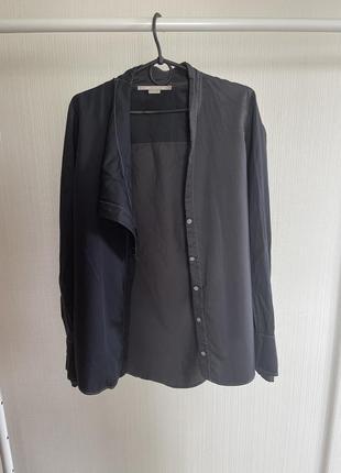 Стильная натуральная брендовая рубашка stella mccartney