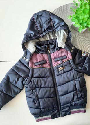 Куртка демі chicco 2&1