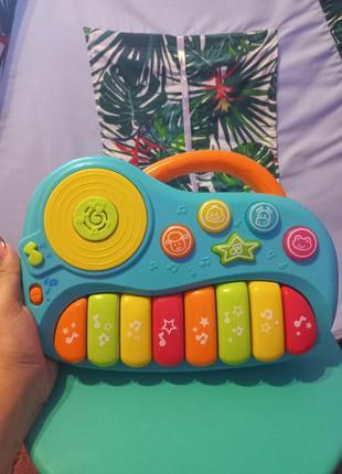 Детское пианино , музыкальное пианино