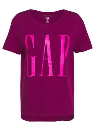 Женская яркая футболка gap гэп женские футболки оригинал