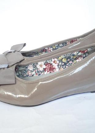 Туфли на полные ножки бренд р.41