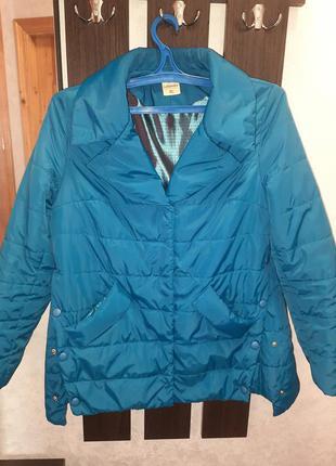 Куртка для беременных с палантином/куртка для вагітних