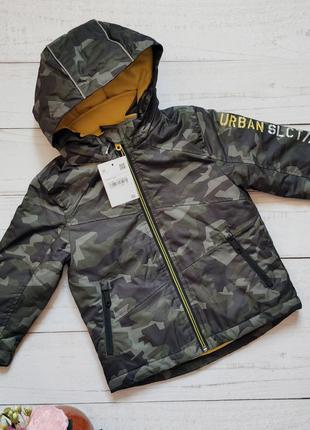 Куртка демисезонная c&a palomino р. 92 на 2 года