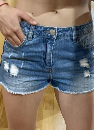 Ostin шорти джинсові