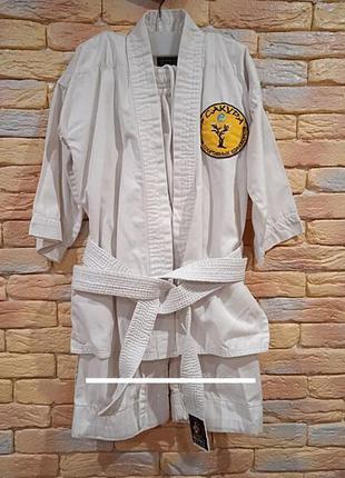 Кимоно белое. кімоно р. 120.