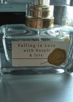Avon falling in love with neroli & iris