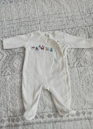 Пакет вещей для новорожденных, бодики, человечки