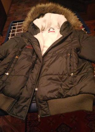 Куртка зимняя продажа или обмен