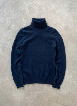 Кашемировый гольф united benetton of colours cashmere turtleneck cos