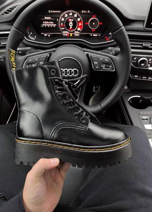 Женские ботинки dr.martens jadon classic premium