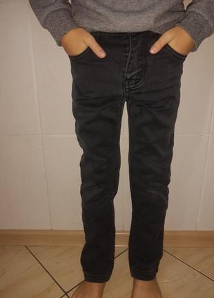 Штаны джинсы черные детские