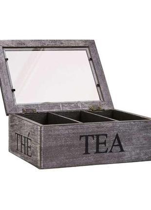 Коробка для хранения пакетиков чая.butlers