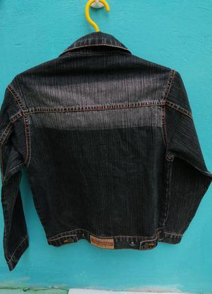 Джинсовая курточка фирмы vip bonis турция