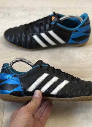 Adidas questra футзалки бампи оригінал