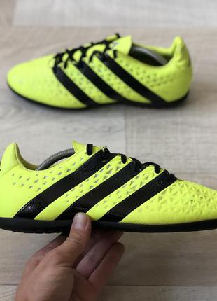 Adidas ace 16.3 tf сороканожки залки бампи оригінал