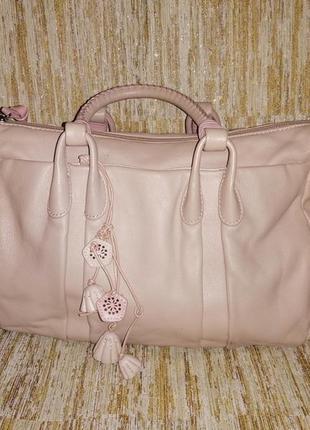 Кожаная женская  сумка radley