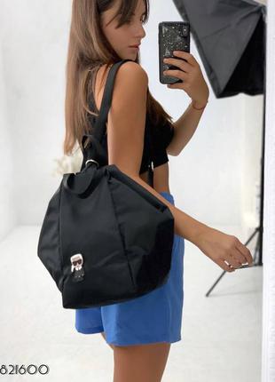 🔥 крутая сумка рюкзак трансформер карл