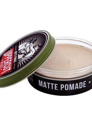 Помада для волос uppercut deluxe matte pomade 100 г