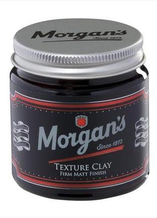 Текстурирующий глина morgan's styling texture clay 120 мл