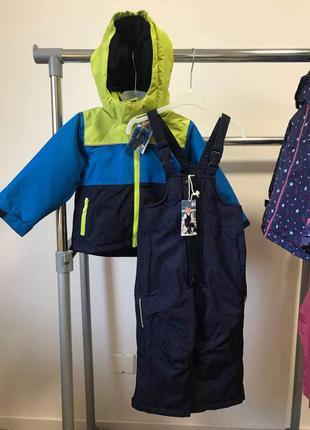 Костюм зимовий термо, куртка і штани для хлопчика