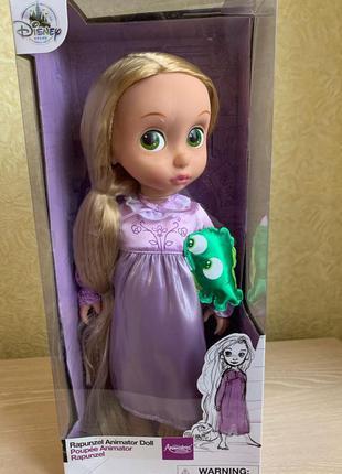 Кукла рапунцель аниматор дисней