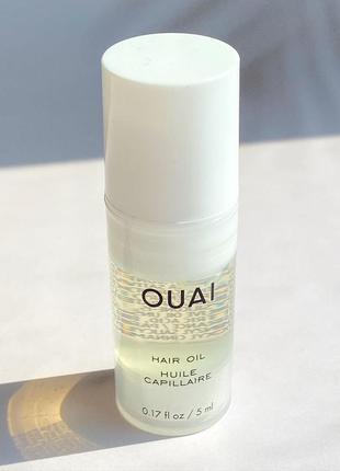 Масло для волос ouai hair oil 5 мл