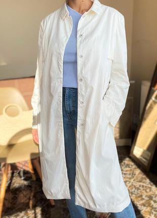 Удлиненный пиджак, куртка jil sander оригинал