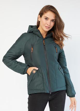Демисезонная осенняя куртка женская по скидке! распродажа! лучшая цена