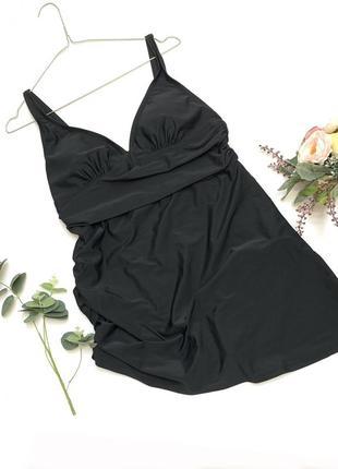 Купальник платье утяжка большой размер великий розмір