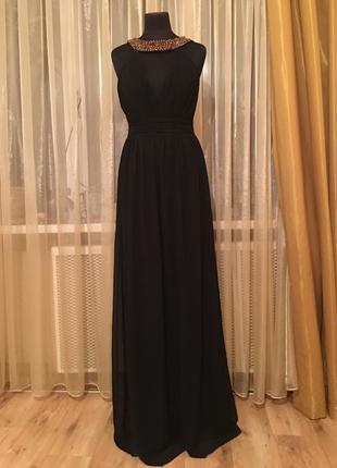 Шикарное вечернее платье 46-50
