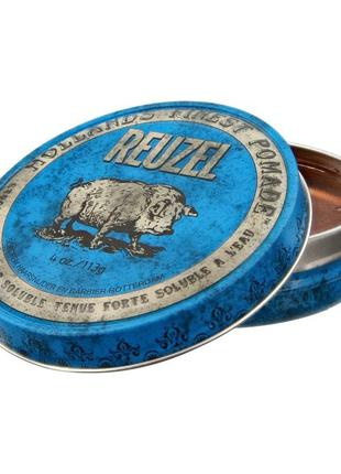 Помада для волос reuzel blue strong hold water 113 г