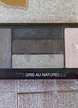 Тени для век lancome hypnose drama eyes palette gris au naturel 5 coleurs dr6 gris au naturel