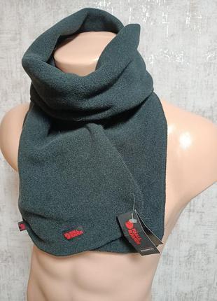 Новый тёплый флисовый шарф 23 нa 150 см