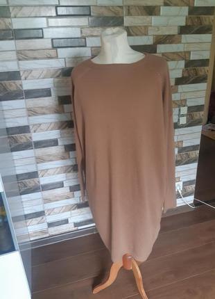 Платье шерсть шерстяное united colors of benetton