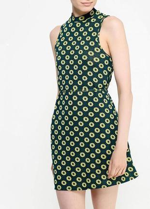 Цікаве яскраве плаття topshop - літній sale