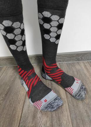 Зимние лыжные сноубордические термо носки 46n  оригинал